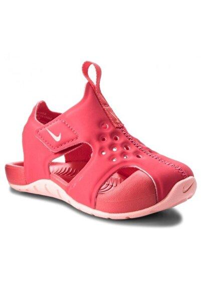 Nike Kız Çocuk Pembe Sunray Protect Sandalet 2 943829-600