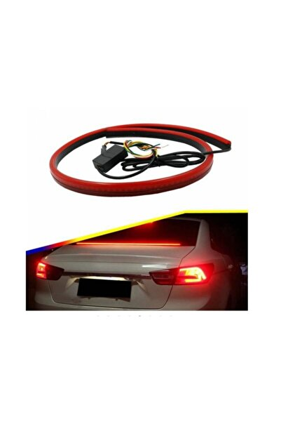 Piranha Animasyonlu Audi Style Tıp 5 Modlu 104 Cm Cam Içi Bagaj Kayar Led