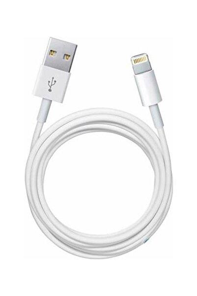 Lopard Usb Şarj Kablosu Apple Iphone 8 Plus Şarj Kablo Data 1 Metre