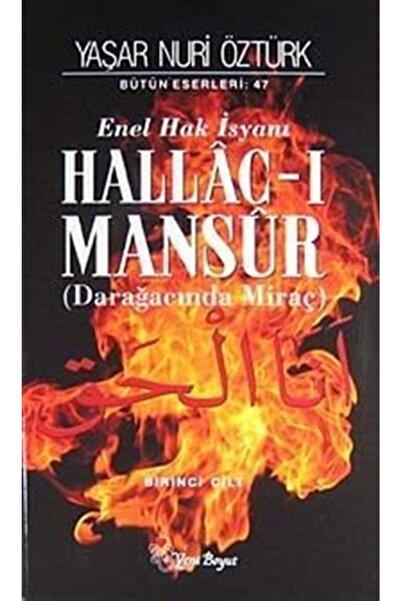 Yeni Boyut Yayınları Hallac-ı Mansur & Enel Hak Isyanı (darağacında Miraç) (2 Cilt Takım)