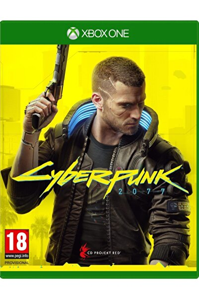 CD Projekt Red Cyberpunk 2077 Standart Edition Xbox One