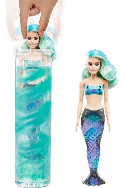 Barbie Color Reveal Renk Değiştiren Sürpriz Bebekler