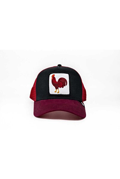 Goorin Bros Unisex Bordo Standart Şapka 101-0046
