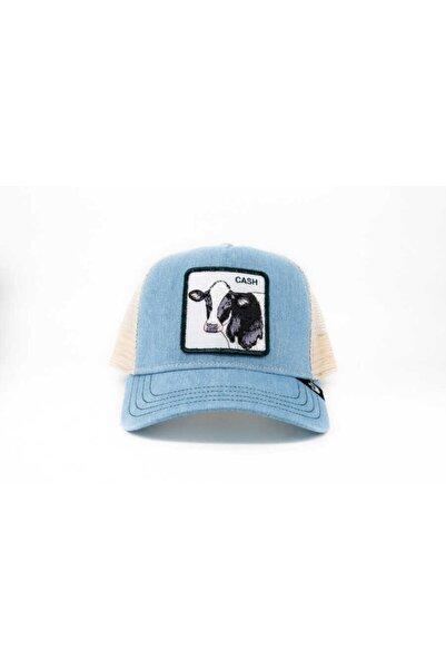 Goorin Bros Unisex Açık Mavi Standart Şapka