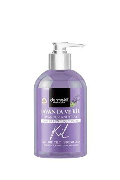 Dermokil Natural Skin Lavanta Ve Killi Sıvı Sabun 500 Ml