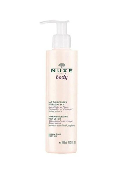 Nuxe Body Lait Corps Hydratant 400 Ml