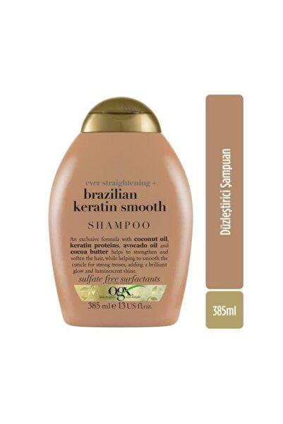 OGX Düzleştirici Brazilian Keratin Smooth Şampuan 385 Ml