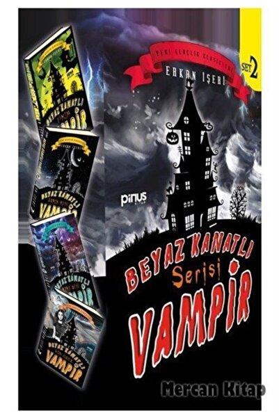Pinus Kitap Beyaz Kanatlı Vampir Set 2