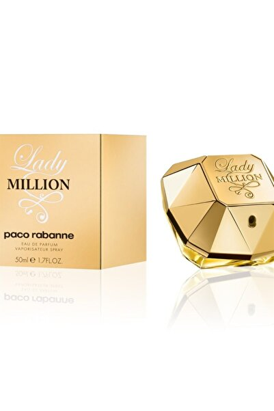 Paco  Rabanne Paco Rabanne Lady Million Edp Bayan 50 Ml