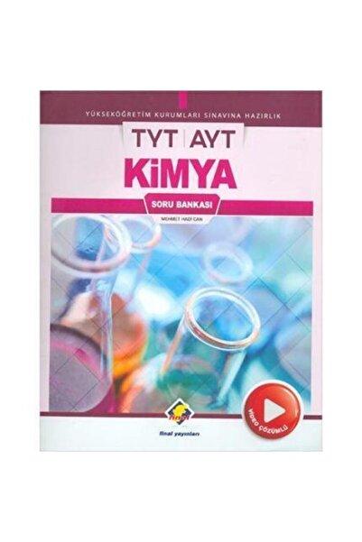 Final Yayınları Tyt Ayt Kimya Soru Bankası