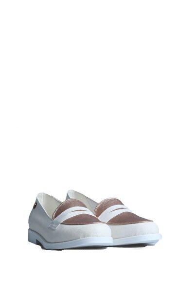 Pierre Cardin Kadın Beyaz Günlük Ayakkabı