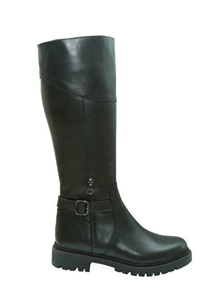 Greyder Kadın Siyah Urban Casual  Çizme