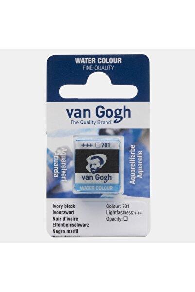 Van Gogh Gwc Suluboya Tablet Ivory Black 701