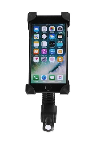 KingMa Bisiklet Motosiklet Ayarlanabilir Telefon Tutucu