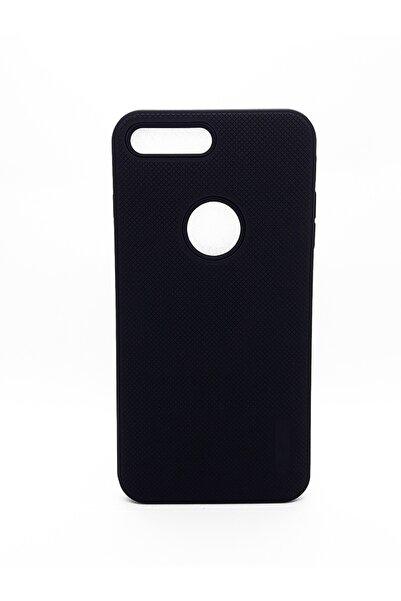 Molly Iphone 8 Plus Siyah Socotra Silikon Pc Kılıf
