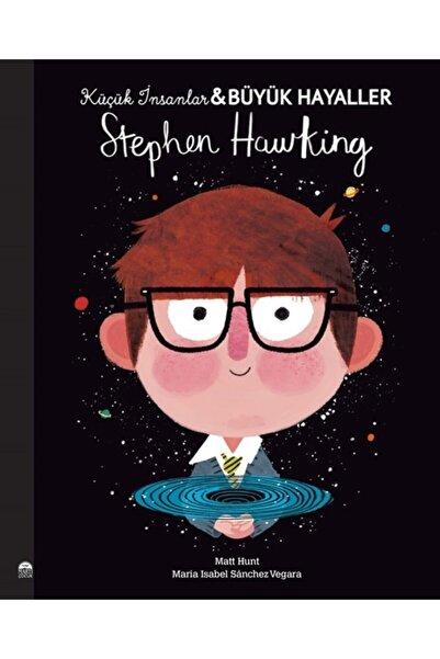 Martı Çocuk Yayınları Stephen Hawking - Küçük Insanlar Büyük Hayaller