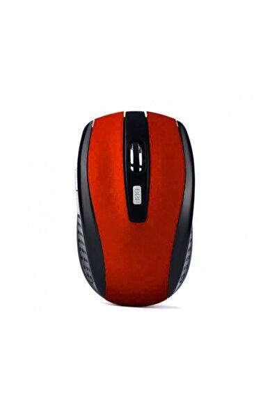 Concord Wireless 1600 Dpı Kablosuz Optik Mouse 6d Kablosuz Mause C-18 Kırmızı