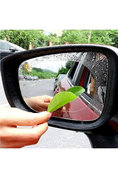 Tvet Dış Ayna Yağmur Kaydırıcı Su Tutmaz Film 2`li Paket T036572