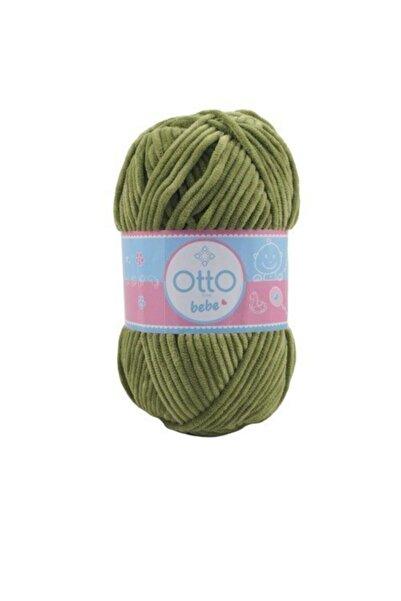 Otto Bebe Kadife Yeşil