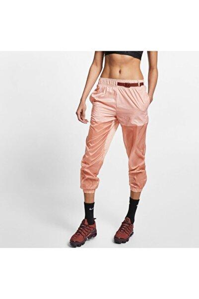 Nike Kadın Pembe Nsw Tech Pack Woven Trousers Eşofman Altı Av4268-605