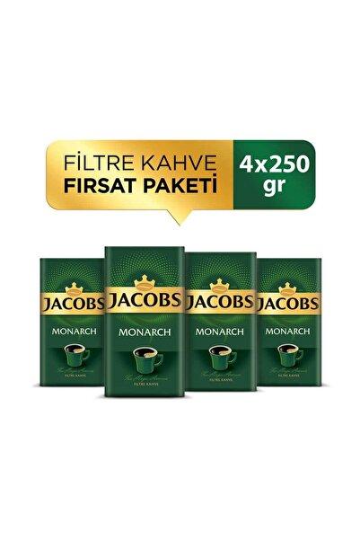 Jacobs Monarch Filtre Kahve 250 gr X 4 Paket