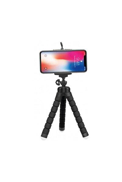 PSG T-1 Ahtapot Tripod Kamera Cep Telefonu Tripodu Stand Çubuğu Tripot