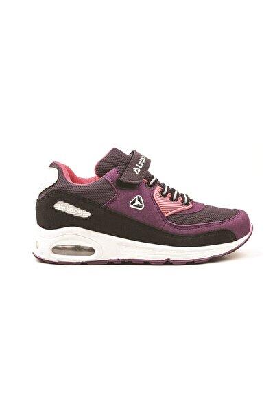LETOON Mor Airmax Spor Ayakkabı