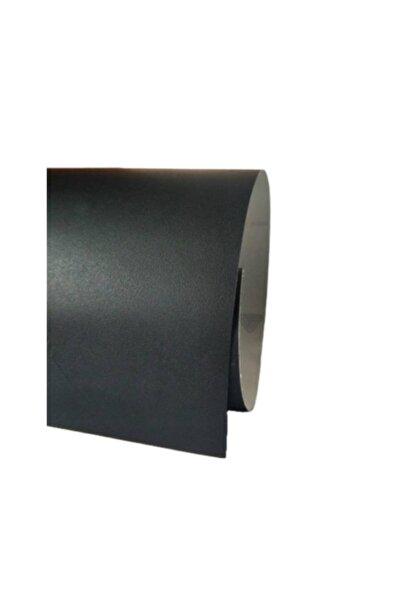 Momo Kapı Direk Dodik Lip Kaplama Tırtıklı Mat Siyah Kaplama Folyosu (100cmx10cm)