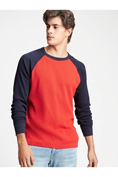 GAP Uzun Kollu Raglan T-shirt