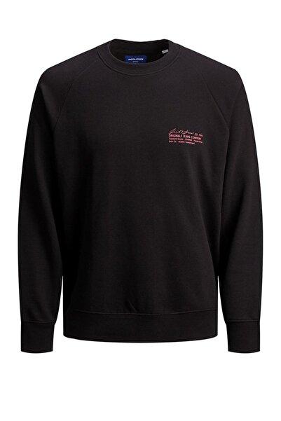 Jack & Jones Erkek Sweatshirt Crew Neck - 12180365
