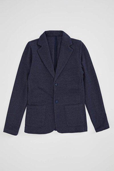 DeFacto Erkek Çocuk Regular Fit Blazer Ceket