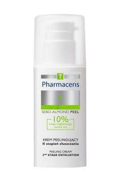 Pharmaceris Seboalmond Peel %10 Exfoliating Night Cream 50 Ml