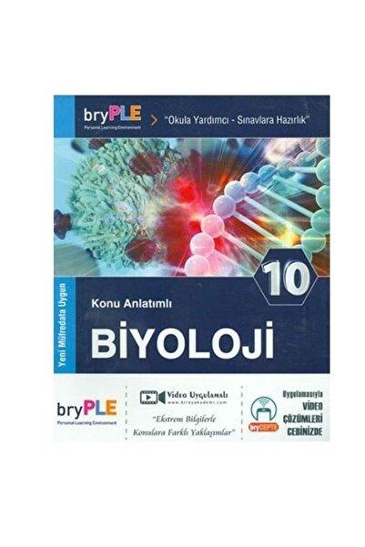 Birey Akademi Birey Yayınları 10. Sınıf Biyoloji Konu Anlatımlı
