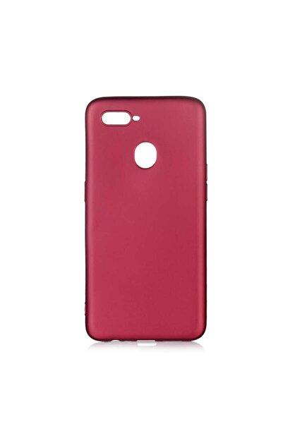 Oppo A5s Kılıf Mat Yumuşak New Style Soft Case