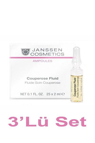Janssen Cosmetics Janssen Kozmetik Ampul Couperose Fluid 2 Ml X3 Adet