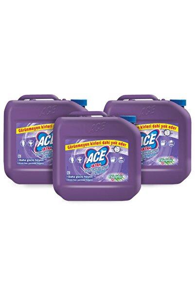 ACE Ultra Yoğun Kıvamlı Çamaşır Suyu Okaliptus 3 Kg X 3 Adet