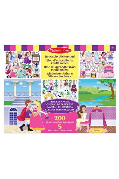 Melissa & Doug Melissa&Doug Tak Çıkar Çıkartma Kitabı - Prenses /
