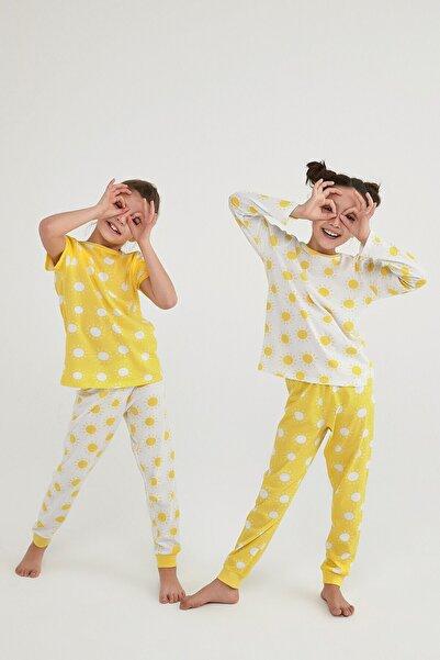 Penti Kız Çocuk Çok Renkli Seasons Ls- 4Lü Takımı