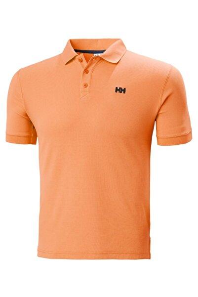 Helly Hansen Erkek Turuncu T-Shirt