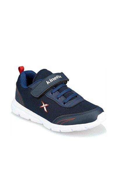 Kinetix YANNI Lacivert Kırmızı Erkek Çocuk Koşu Ayakkabısı 100314941