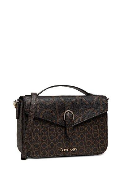 Calvin Klein Kadın Mono Scale Çapraz Askılı Kadın Çantası K60k607672