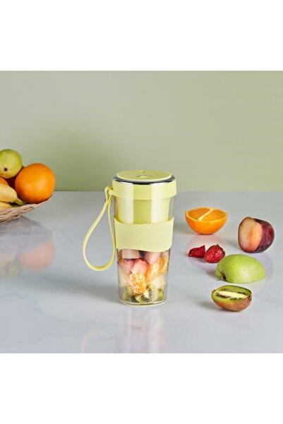 Cookplus Lemon Grass Taşınabilir Şarjlı Blender