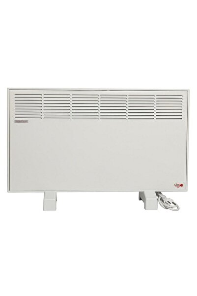 Vigo Elektrikli Panel Konvektör Isıtıcı Manuel 1000 Watt Beyaz