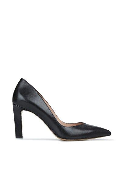 Network Kadın Siyah Topuklu Ayakkabı 1079570