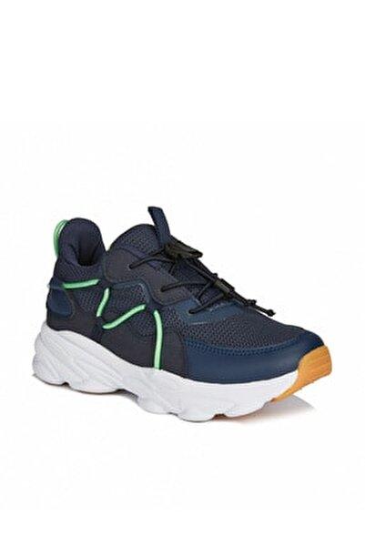 Baxi Unisex Çocuk Lacivert Sneaker
