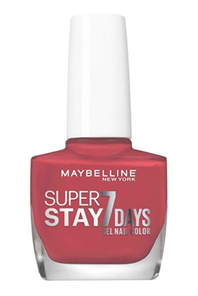 Maybelline New York Super Stay Oje- 202 Really Rosy