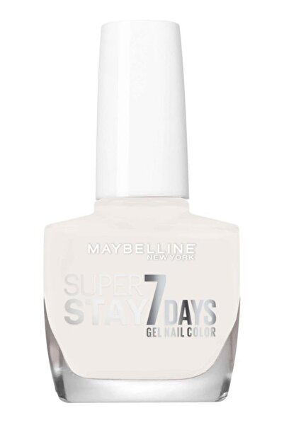 Maybelline New York Super Stay Oje- 71 Pure White