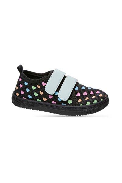 Sanbe Kız Bebek Keten Ayakkabı