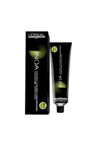 İNOA 6.0 Numara Koyu Kumral Yoğun Saç Boyası 60 Ml (oksidansız)