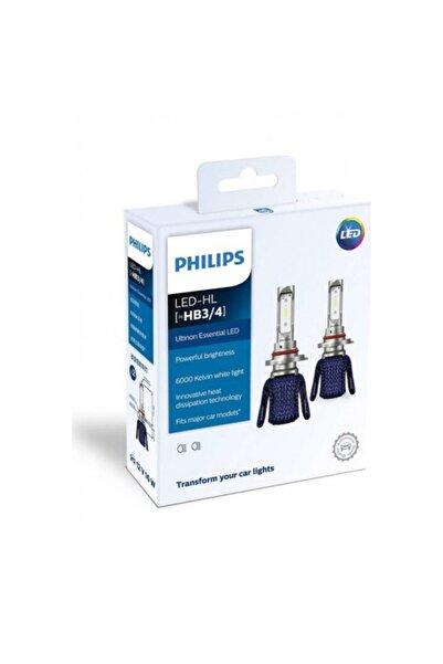 Philips Hb3-9005 Led Xenon Far Ampulü Güçlü Işık Uzun Ömürlü